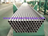 "Stainless Steel Seamless Pipe, ASTM B677 / B674 UNS N08904 / 904L /1.4539 / NPS: 1/8"" to 8"" B16.10 & B16.19"