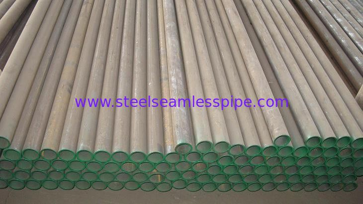 Alloy Steel Seamless tubes ASMES SA335 P5, alloy-steel seamless pipe, heat-exchanger pipe, china manufacturing