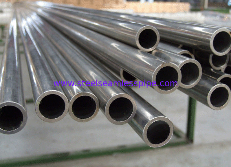 Bright Annealed Stainless Steel Tube EN10216-5 TC1 D4 / T3 1.4301 1.4307 1.4401 1.4404 , 1INCH BWG 16 20FEET