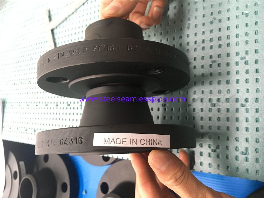 ASTM A105 / A105N NACE0175 Carbon Steel Flanges Duplex Steel / SS Material