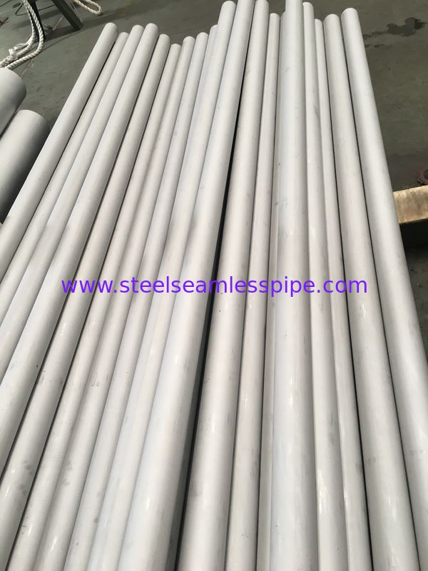 Stainless Steel Seamless Pipe ASTM A312 TP317, TP317L Cold Drawing & Cold Rolling, ABS, BV, GL, DNV