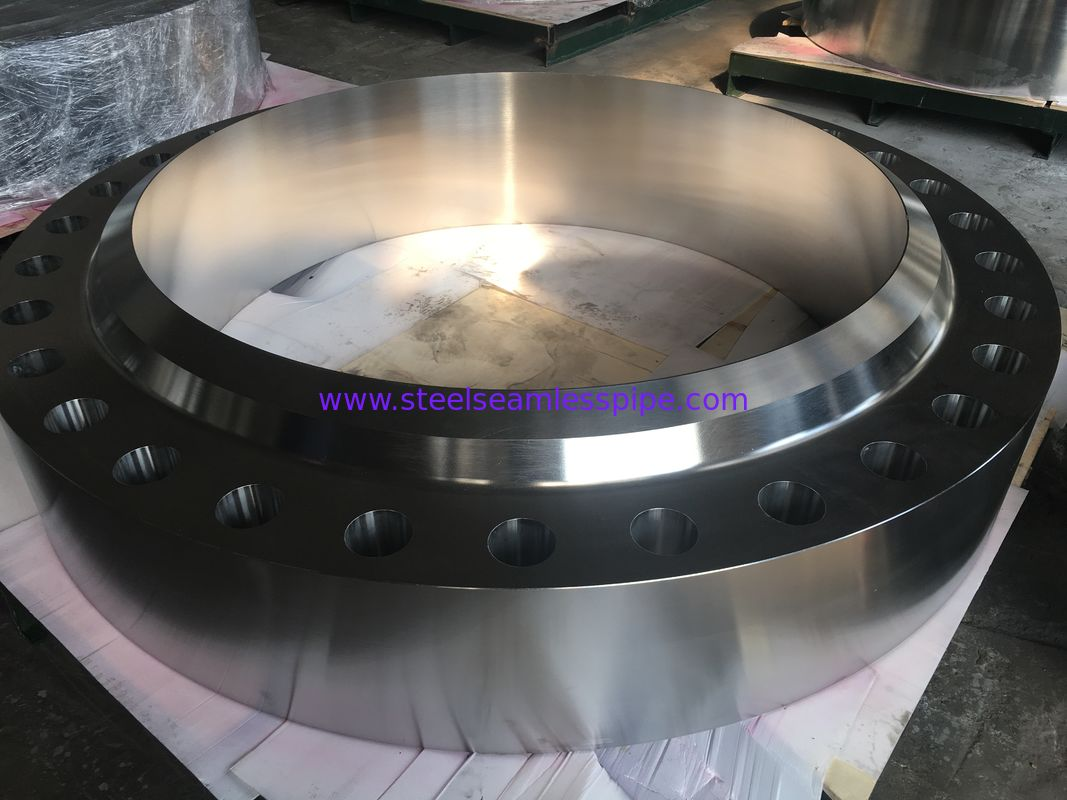 Steel Flanges ASME SA-182 Gr.F321H,FVC Forging,RTJ HB (Nut Stop),For Chemical Industry application