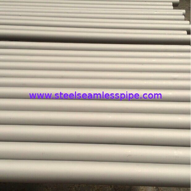 Nikcel Alloy Hastelloy C Tube UNS N10001 / UNS N10665 / UNS N10675 For Chemical Industry